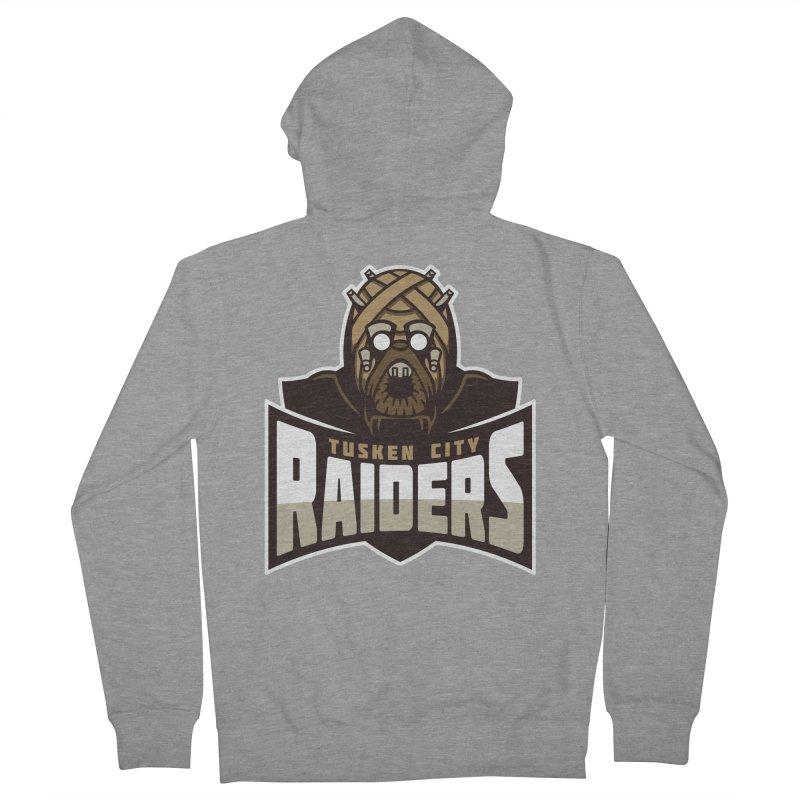 Tusken City Raiders Men's Zip-Up Hoody by WanderingBert Shirts and stuff