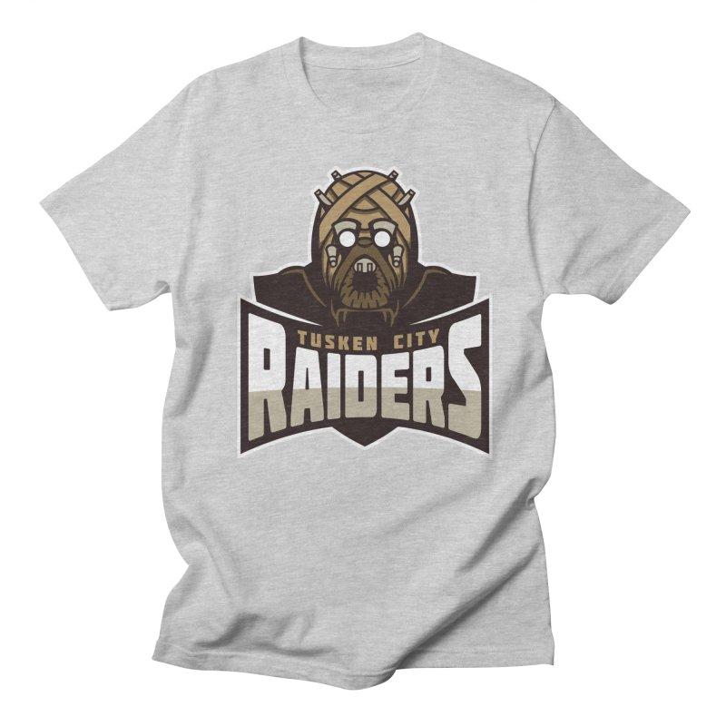 Tusken City Raiders Women's Unisex T-Shirt by WanderingBert Shirts and stuff