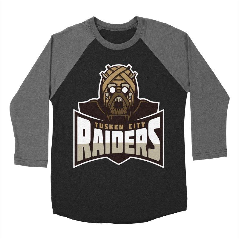 Tusken City Raiders Women's Baseball Triblend T-Shirt by WanderingBert Shirts and stuff