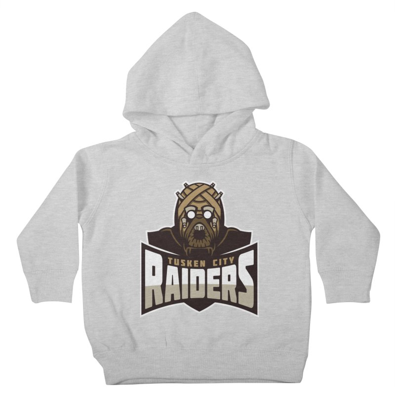 Tusken City Raiders Kids Toddler Pullover Hoody by WanderingBert Shirts and stuff
