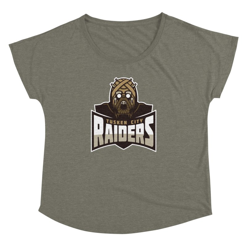 Tusken City Raiders Women's Dolman by WanderingBert Shirts and stuff