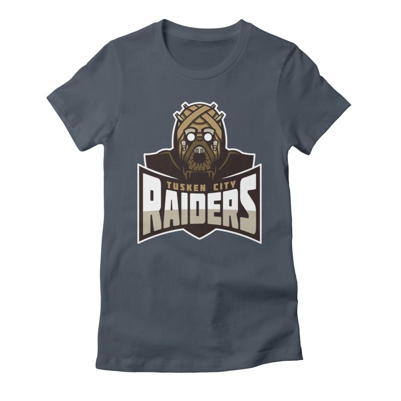 Tusken City Raiders Women's T-Shirt by WanderingBert Shirts and stuff