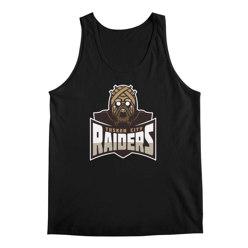 Tusken City Raiders Men's Tank by WanderingBert Shirts and stuff