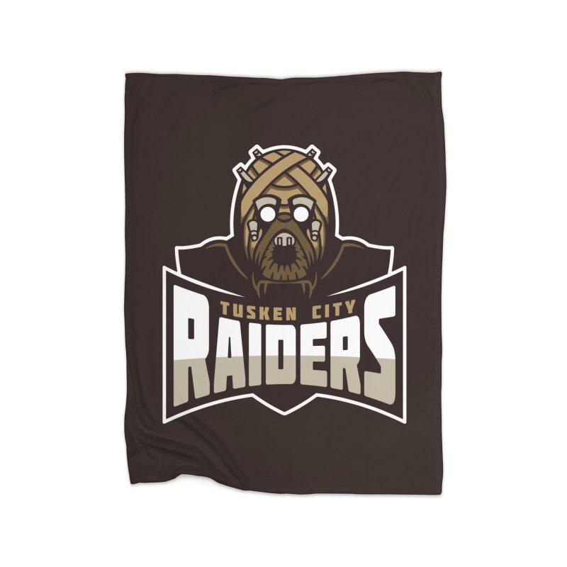 Tusken City Raiders Home Blanket by WanderingBert Shirts and stuff