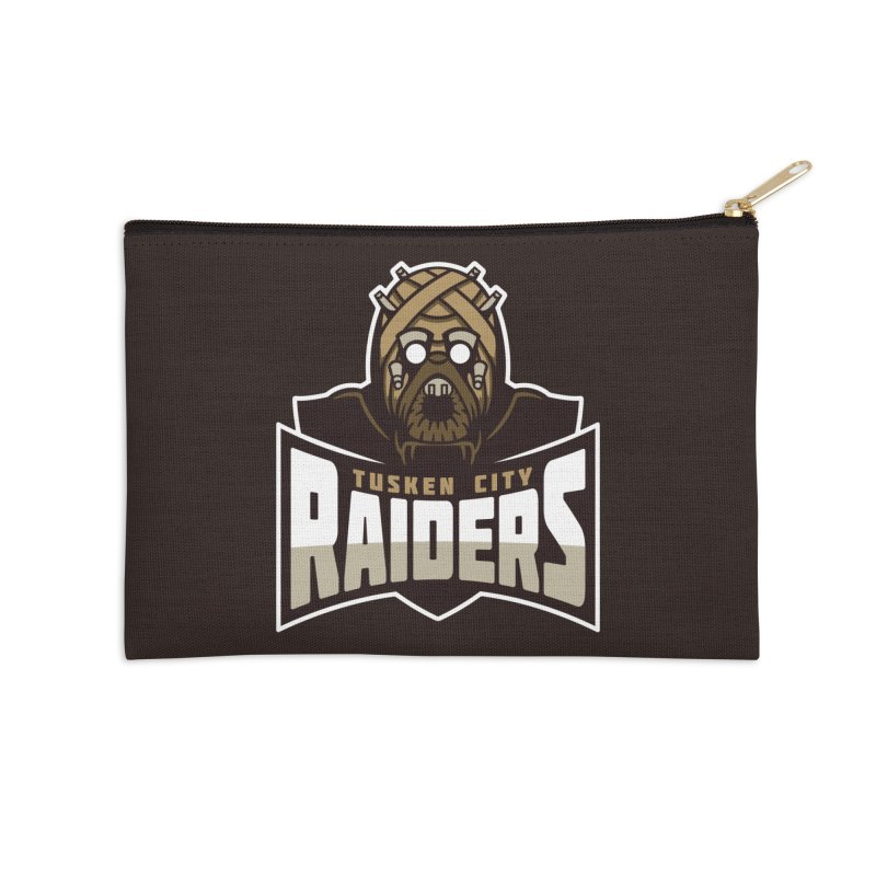 Tusken City Raiders Accessories Zip Pouch by WanderingBert Shirts and stuff