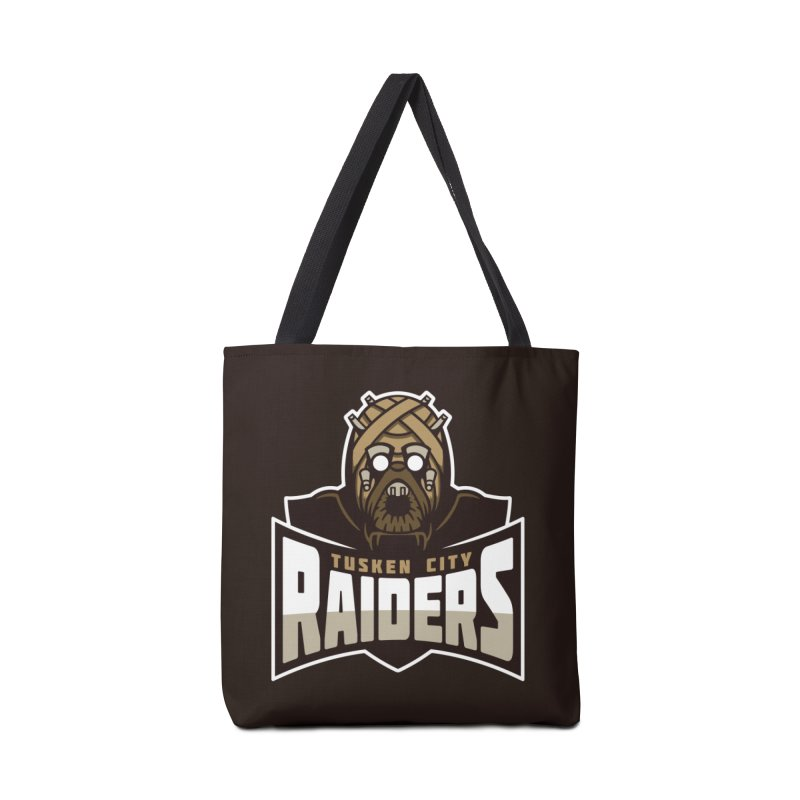 Tusken City Raiders Accessories Bag by WanderingBert Shirts and stuff