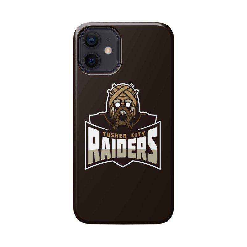 Tusken City Raiders Accessories Phone Case by WanderingBert Shirts and stuff