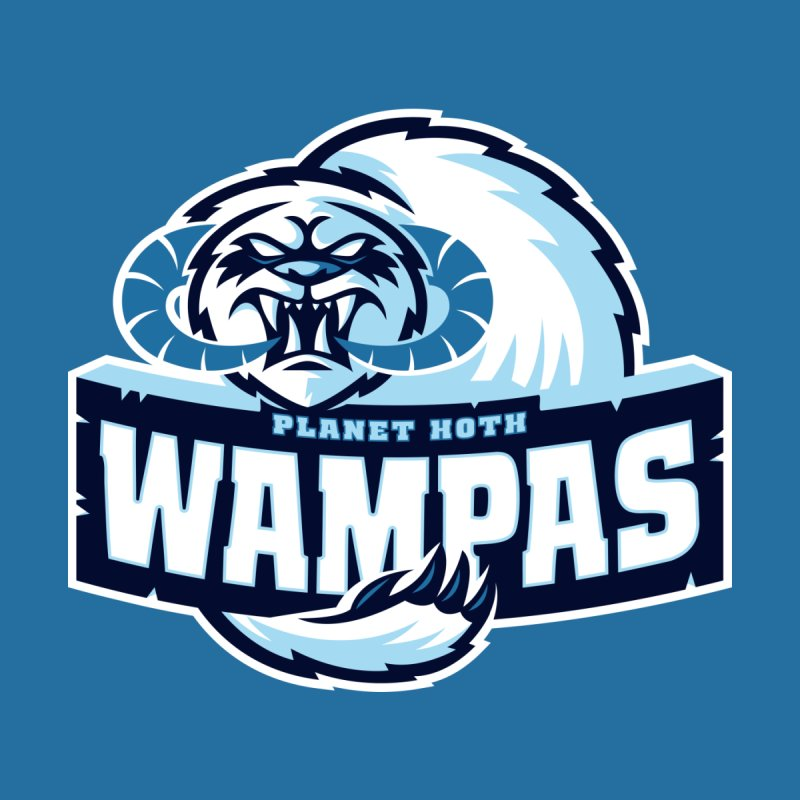 Planet Hoth Wampas Kids Pullover Hoody by WanderingBert Shirts and stuff