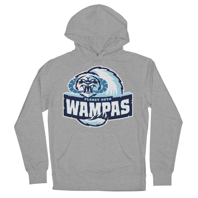 Planet Hoth Wampas Men's Pullover Hoody by WanderingBert Shirts and stuff