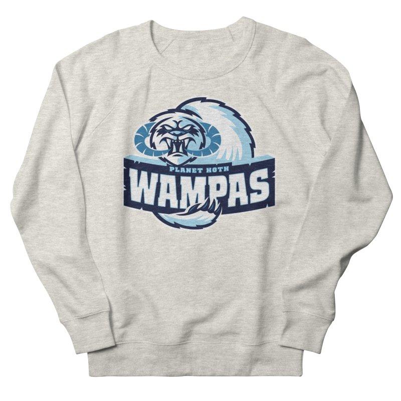 Planet Hoth Wampas Women's Sweatshirt by WanderingBert Shirts and stuff