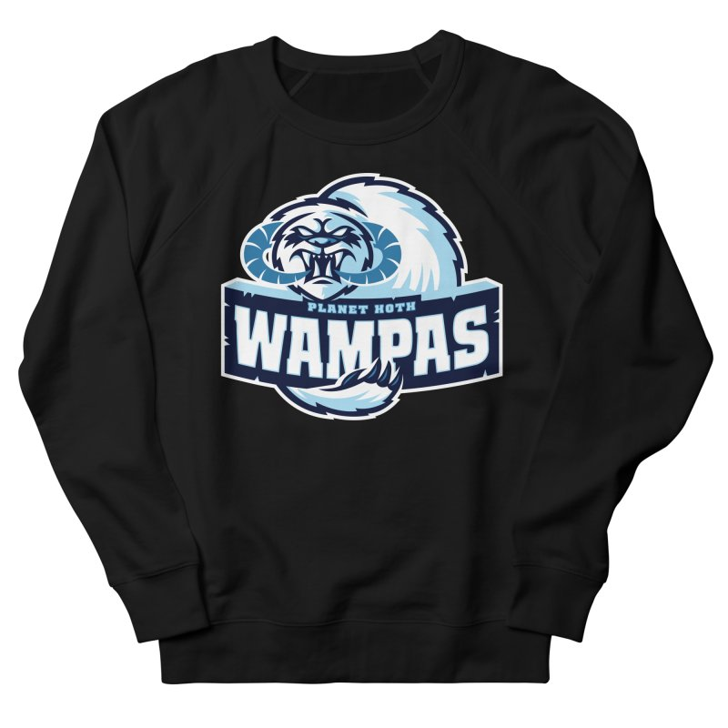 Planet Hoth Wampas Men's Sweatshirt by WanderingBert Shirts and stuff