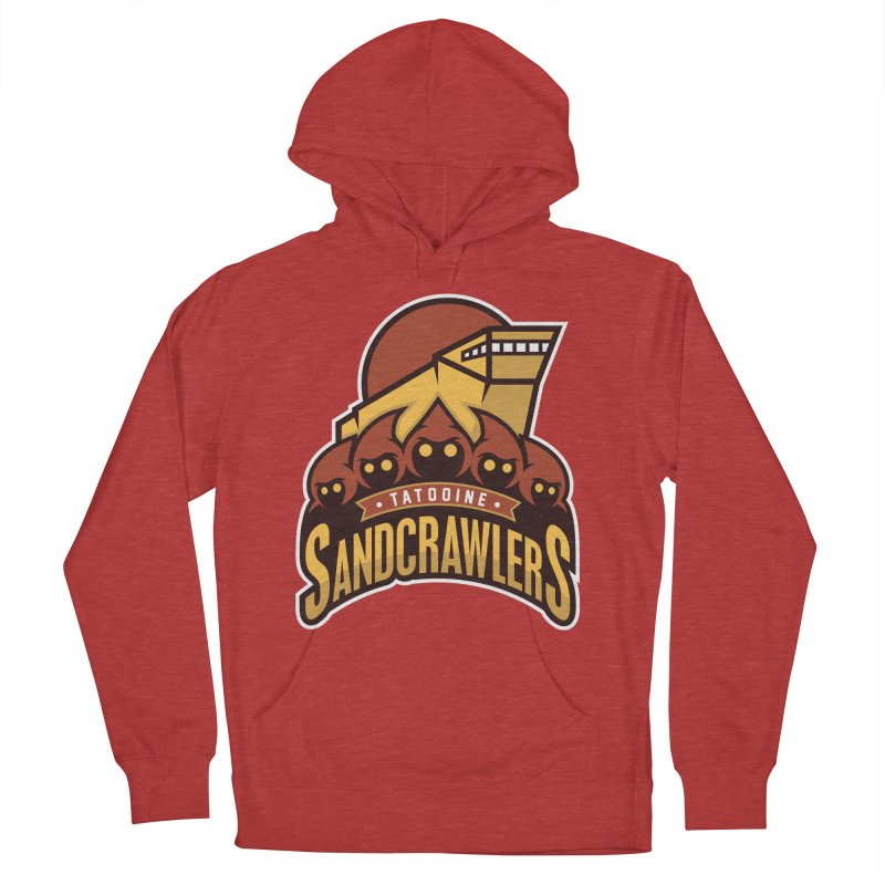 Tatooine SandCrawlers Women's Pullover Hoody by WanderingBert Shirts and stuff