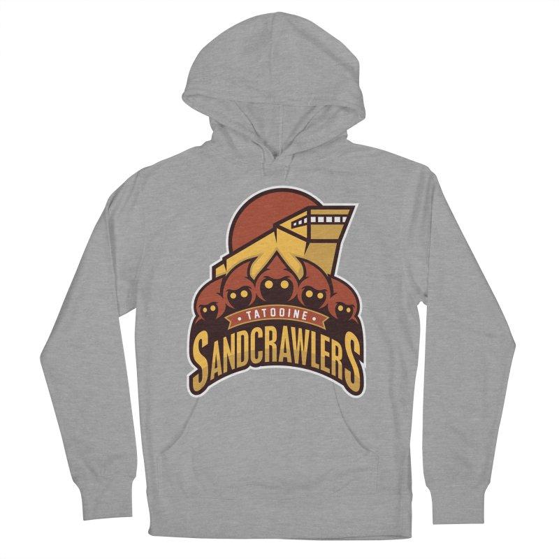 Tatooine SandCrawlers Men's Pullover Hoody by WanderingBert Shirts and stuff