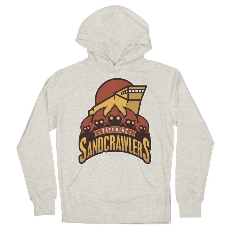 Tatooine SandCrawlers Men's Pullover Hoody by WanderingBert Shirts and stuff