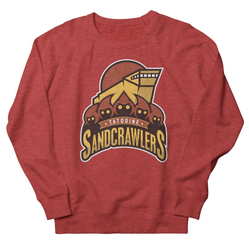 Tatooine SandCrawlers Men's Sweatshirt by WanderingBert Shirts and stuff