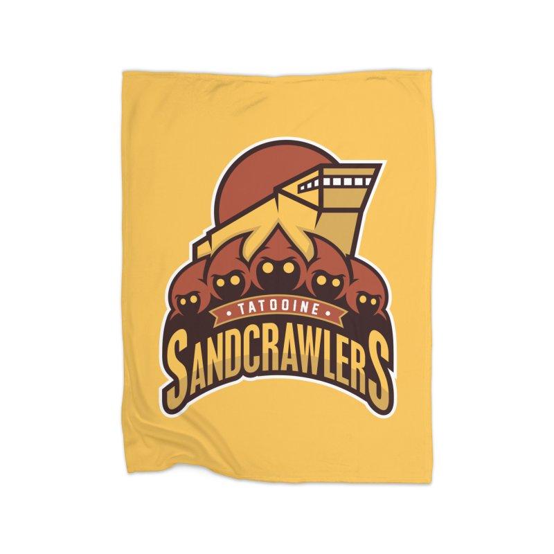 Tatooine SandCrawlers Home Blanket by WanderingBert Shirts and stuff
