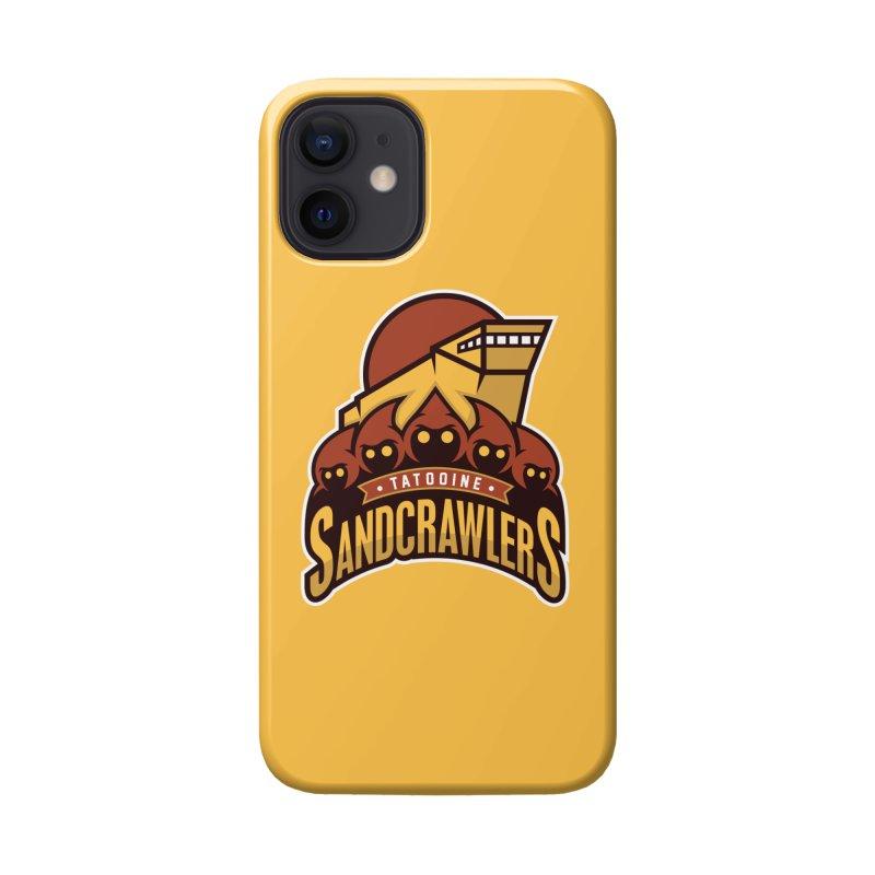 Tatooine SandCrawlers Accessories Phone Case by WanderingBert Shirts and stuff