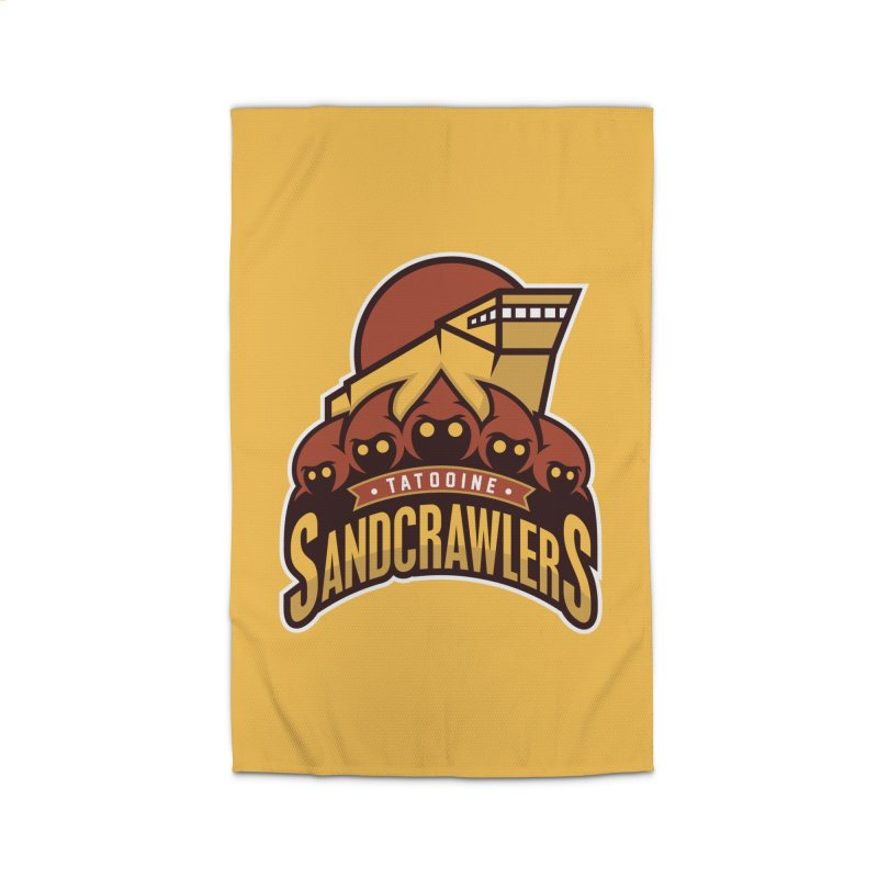 Tatooine SandCrawlers Home Rug by WanderingBert Shirts and stuff