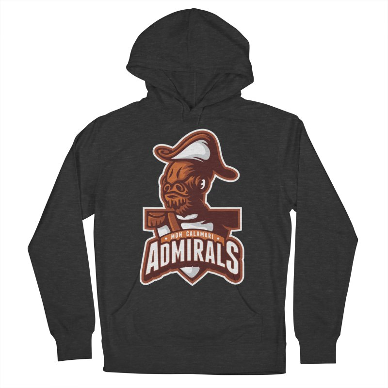 Mon Calamari Admirals Women's Pullover Hoody by WanderingBert Shirts and stuff