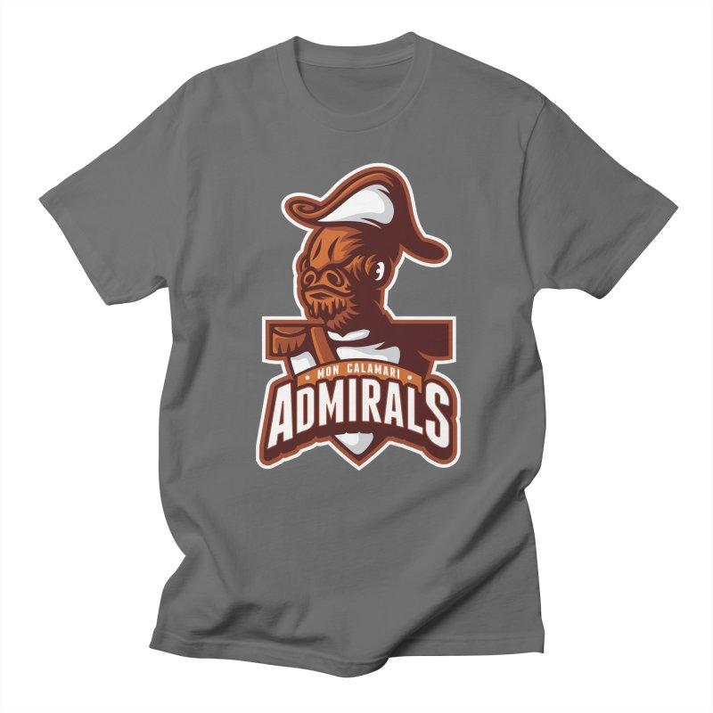 Mon Calamari Admirals Women's Unisex T-Shirt by WanderingBert Shirts and stuff