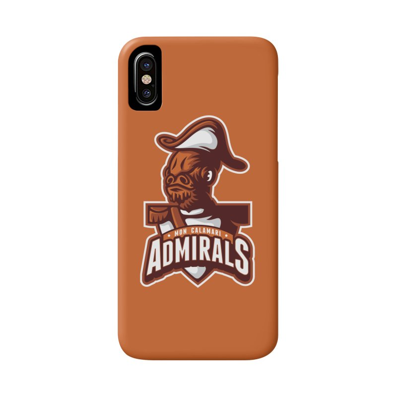 Mon Calamari Admirals Accessories Phone Case by WanderingBert Shirts and stuff