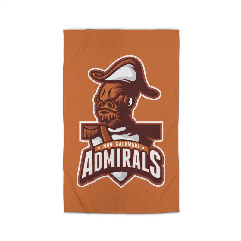 Mon Calamari Admirals Home Rug by WanderingBert Shirts and stuff