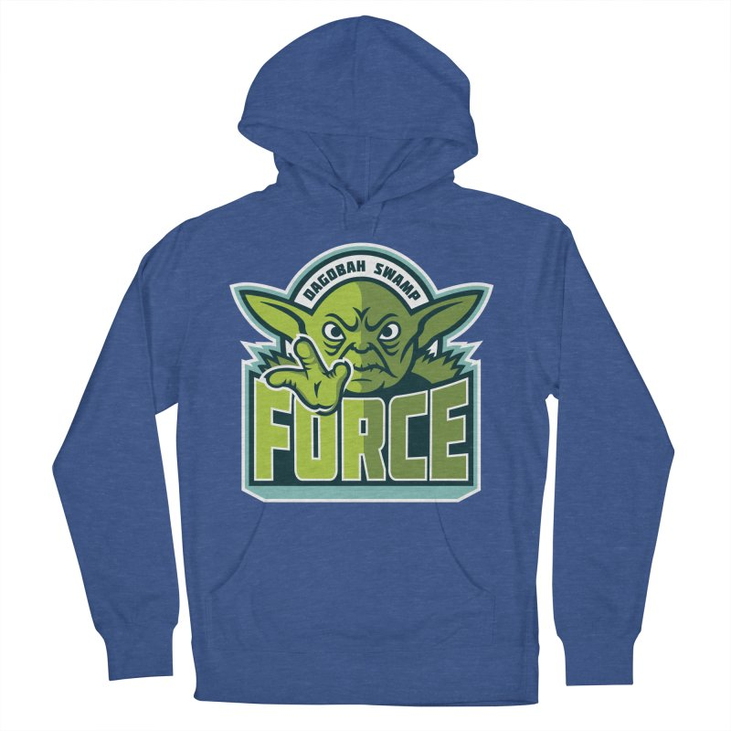 Dagobah Swamp Force Women's Pullover Hoody by WanderingBert Shirts and stuff
