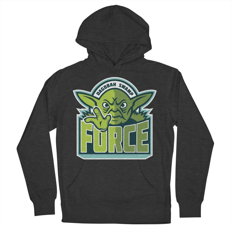 Dagobah Swamp Force Men's Pullover Hoody by WanderingBert Shirts and stuff