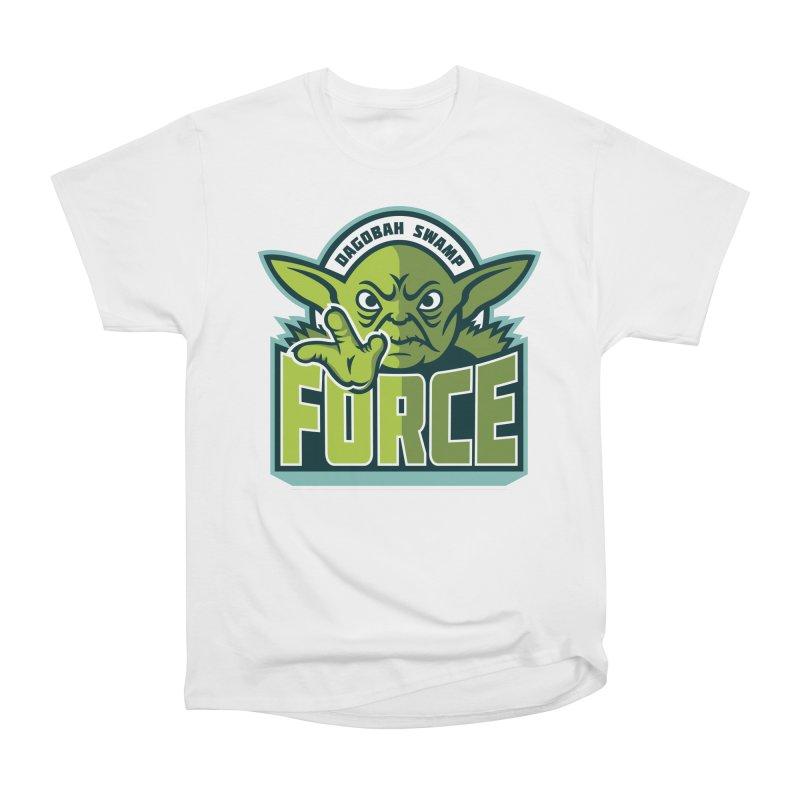 Dagobah Swamp Force Women's T-Shirt by WanderingBert Shirts and stuff
