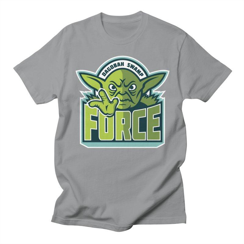 Dagobah Swamp Force Men's T-Shirt by WanderingBert Shirts and stuff