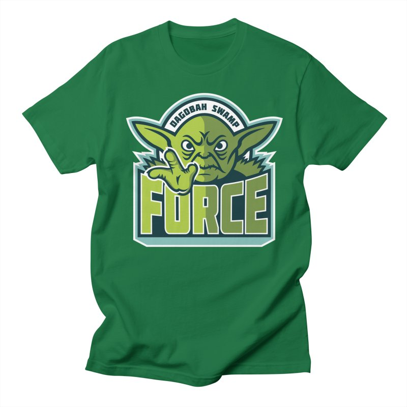 Dagobah Swamp Force Men's T-Shirt by WanderingBert Shirts and stuff