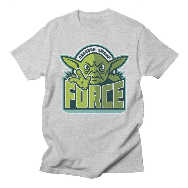 Dagobah Swamp Force Women's Unisex T-Shirt by WanderingBert Shirts and stuff
