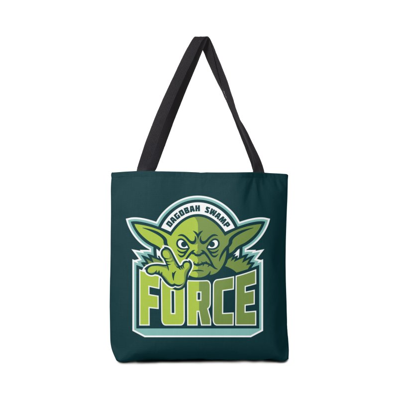 Dagobah Swamp Force Accessories Bag by WanderingBert Shirts and stuff