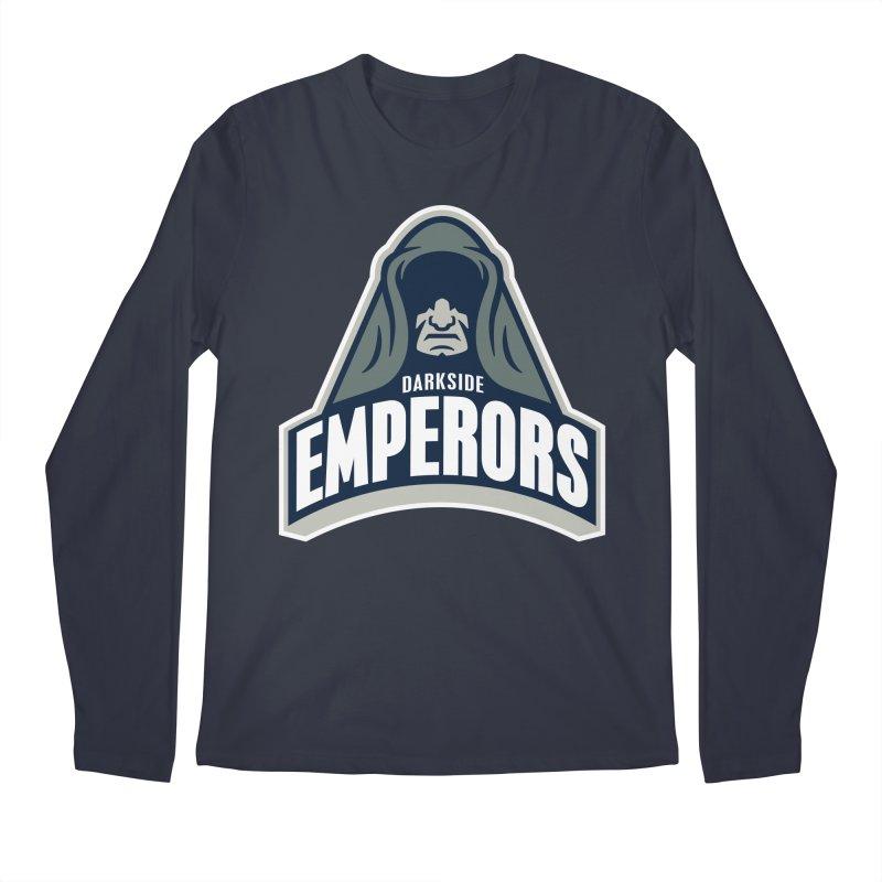Darkside Emperors Men's Longsleeve T-Shirt by WanderingBert Shirts and stuff