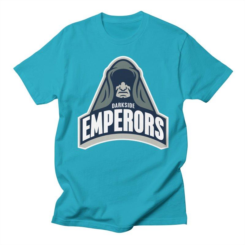 Darkside Emperors Men's T-Shirt by WanderingBert Shirts and stuff