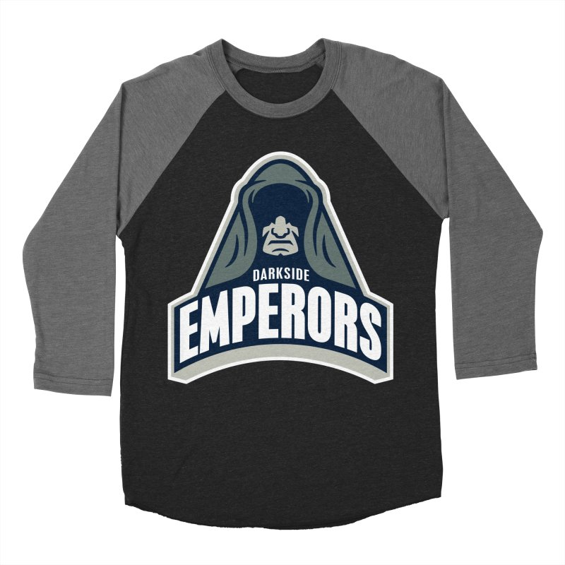 Darkside Emperors Women's Baseball Triblend T-Shirt by WanderingBert Shirts and stuff