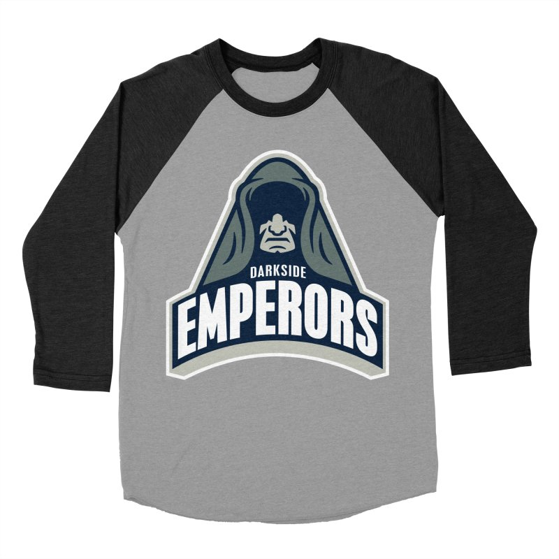 Darkside Emperors Women's Baseball Triblend T-Shirt by WanderingBert Shirts and stuff