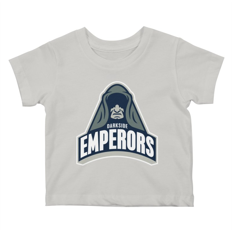 Darkside Emperors Kids Baby T-Shirt by WanderingBert Shirts and stuff