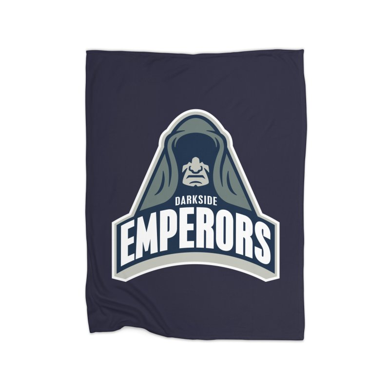 Darkside Emperors Home Blanket by WanderingBert Shirts and stuff