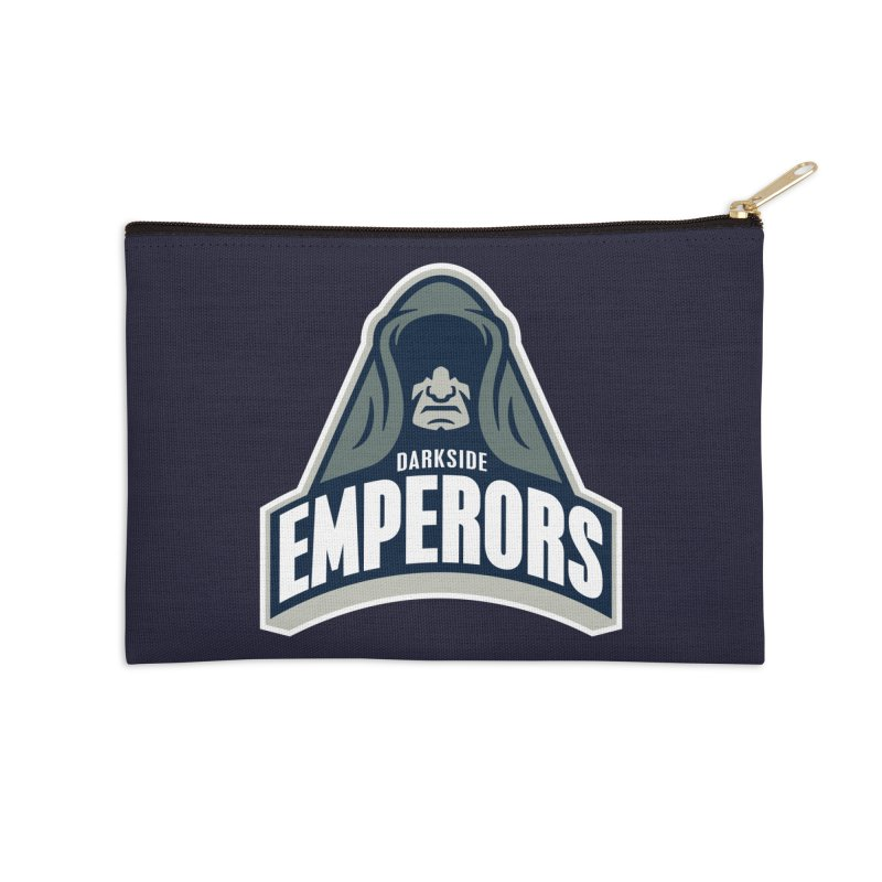 Darkside Emperors Accessories Zip Pouch by WanderingBert Shirts and stuff