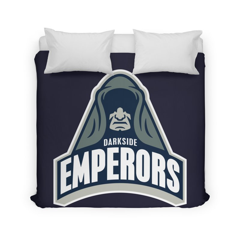 Darkside Emperors Home Duvet by WanderingBert Shirts and stuff