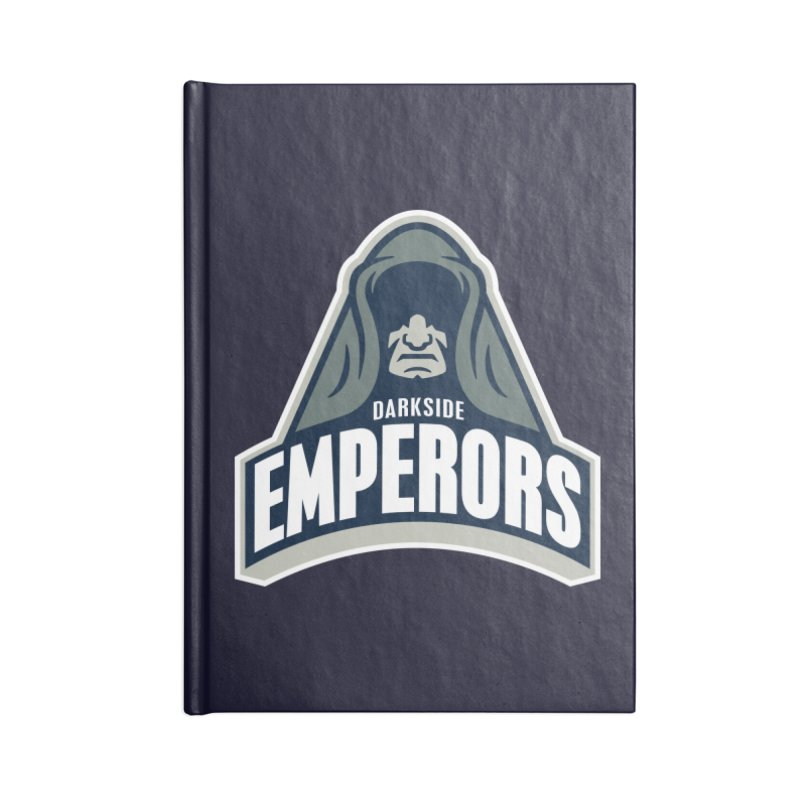 Darkside Emperors Accessories Notebook by WanderingBert Shirts and stuff