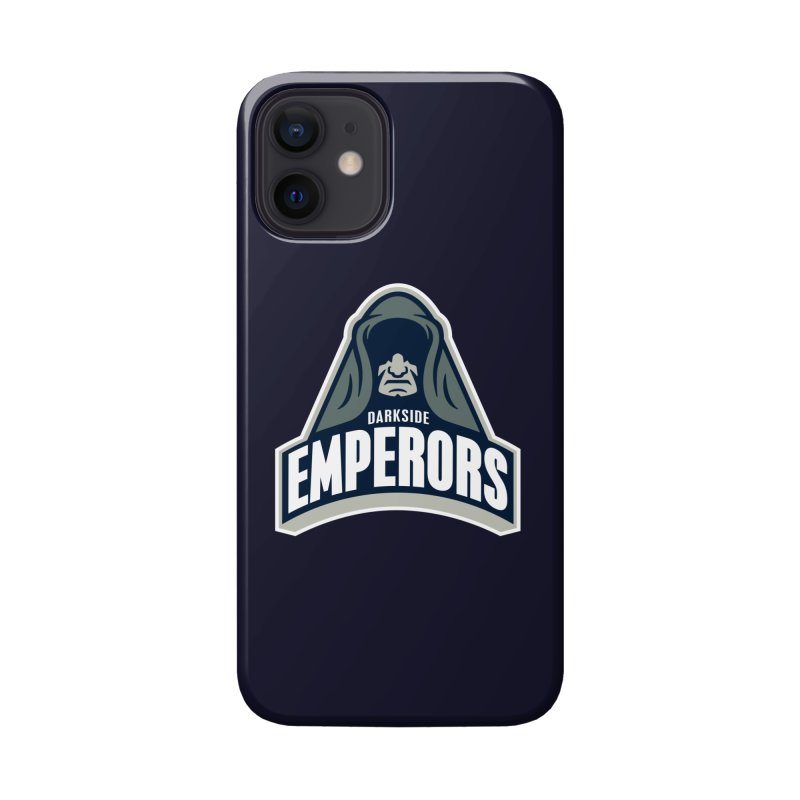 Darkside Emperors Accessories Phone Case by WanderingBert Shirts and stuff