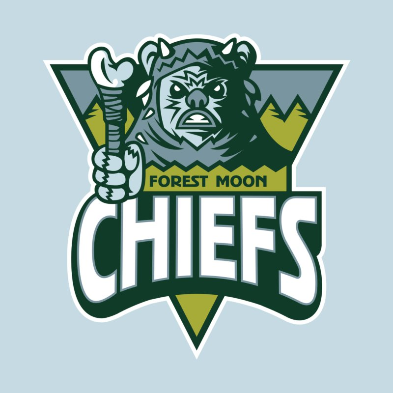Forest Moon Chiefs by WanderingBert Shirts and stuff