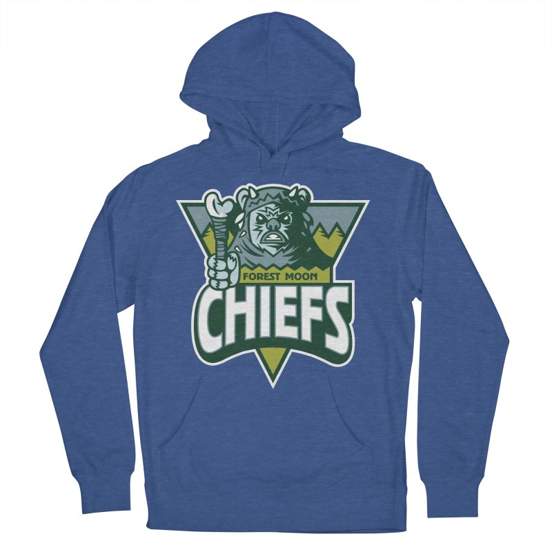 Forest Moon Chiefs Women's Pullover Hoody by WanderingBert Shirts and stuff