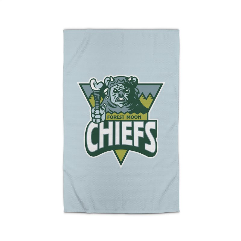 Forest Moon Chiefs Home Rug by WanderingBert Shirts and stuff