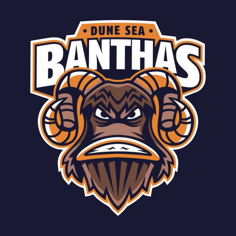 Dune Sea Banthas by WanderingBert Shirts and stuff
