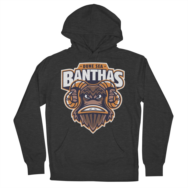 Dune Sea Banthas Men's Pullover Hoody by WanderingBert Shirts and stuff