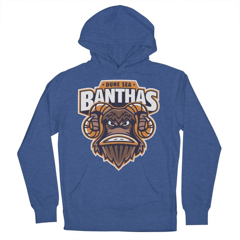 Dune Sea Banthas Men's Pullover Hoody by WanderingBert Shirts and stuff
