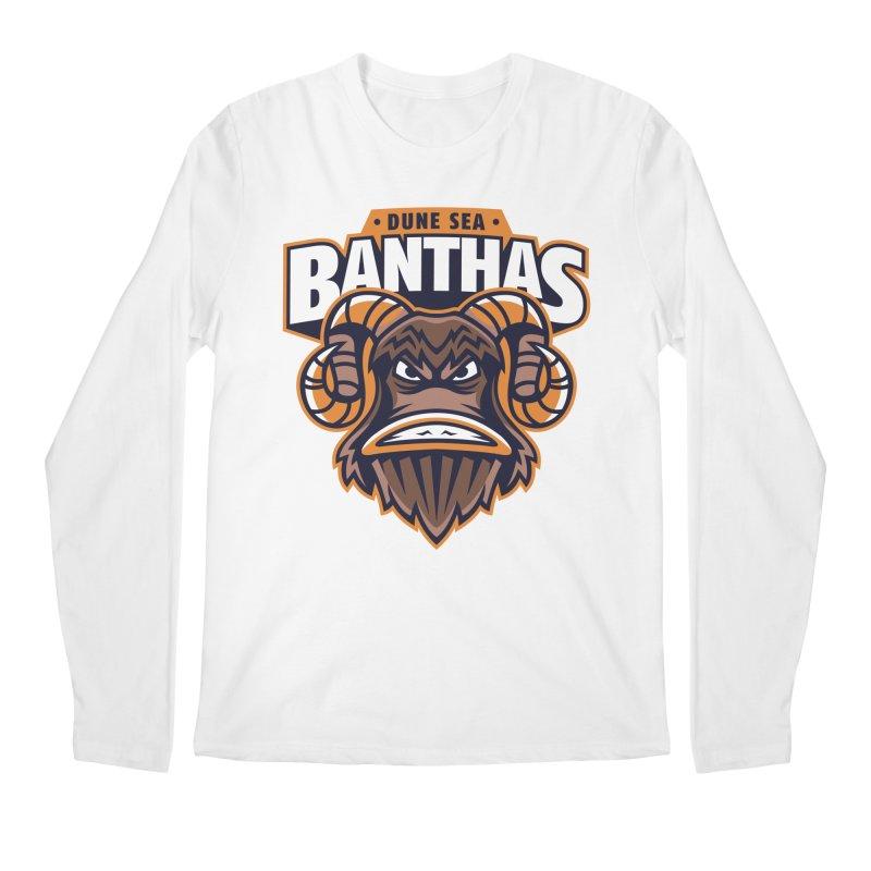 Dune Sea Banthas Men's Longsleeve T-Shirt by WanderingBert Shirts and stuff
